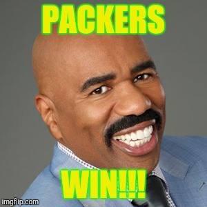 Packer's Win