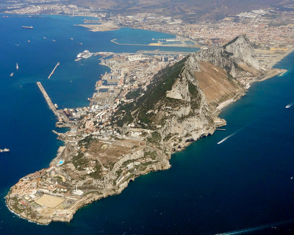 Gibraltar_aerial_view_looking_northwest 2