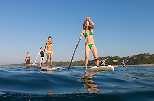 SUP-Surf-Beach-front-Accommodations-Punta-Mita 4