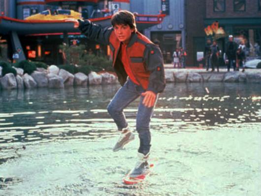 Hoverboard-scene